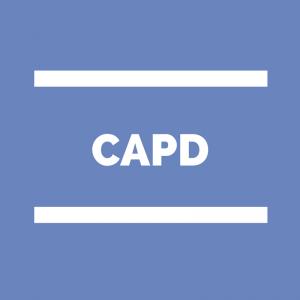 CAPD mode d'emploi