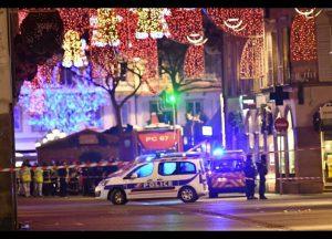 attentat à Strasbourg