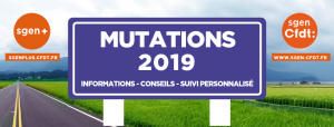 mutations inter-académique