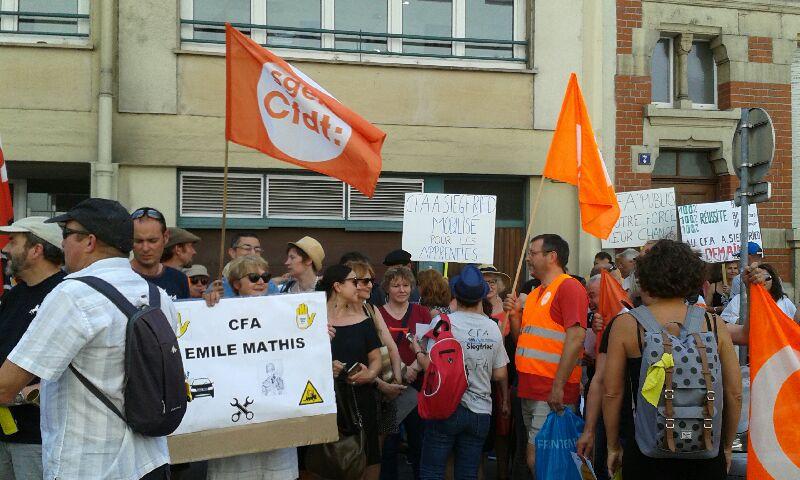 CFA d'Alsace