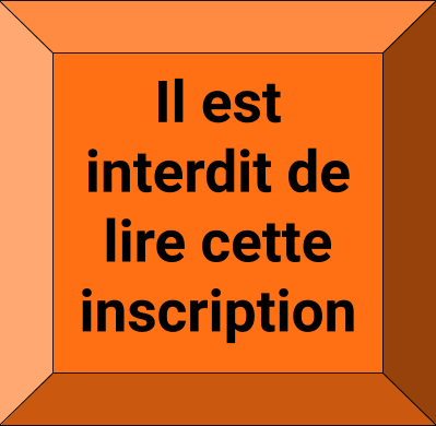 injonction paradoxale