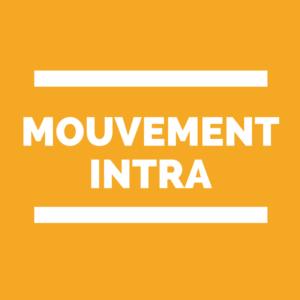Mouvement intra académique second degré