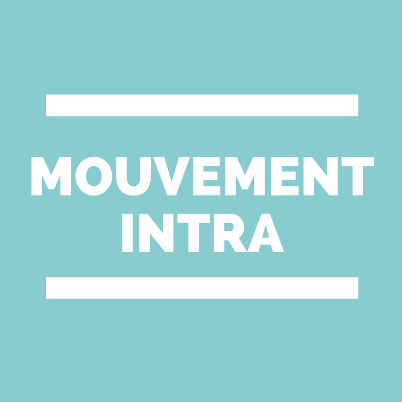 mouvement intra académique second degré