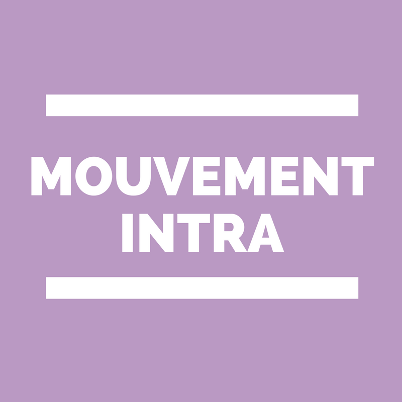 mouvement intra second degré