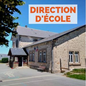 direction école