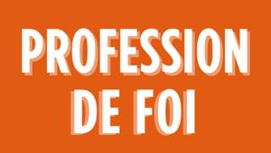 Élection CA Inserm, profession de foi chercheurs du Sgen-CFDT