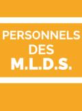 personnels des MLDS