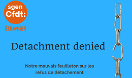 Feuilleton Detachment denied