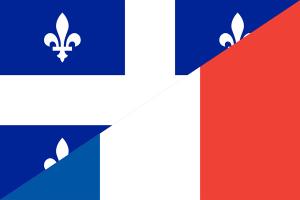 logo échange franco-québecois