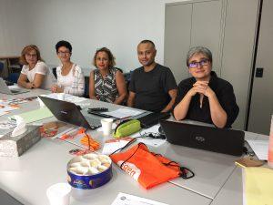 Formation syndicale au lycée Louis-Massignon