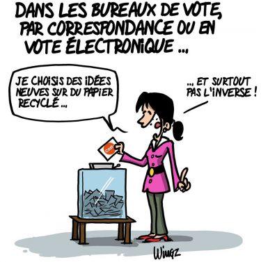 Elections agrégés