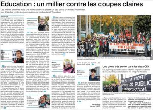 grève du 12 novembre