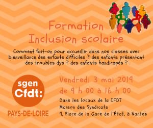 Formation inclusion