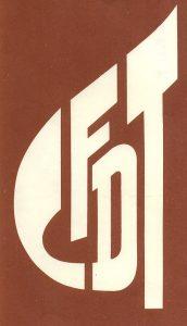 CFDT annees 70
