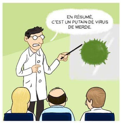 Virus de merde