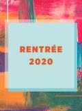 rentrée 2020