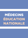 medecins education nationale