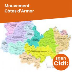 mouvement Côtes d'Armor