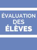 évaluations 6ème