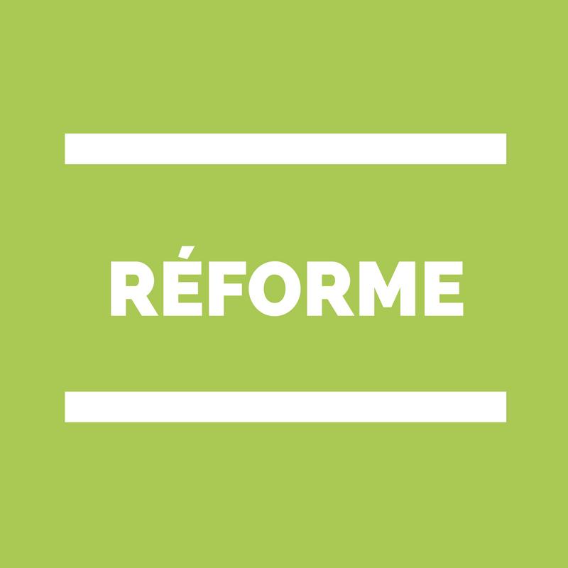 réformes du lycée