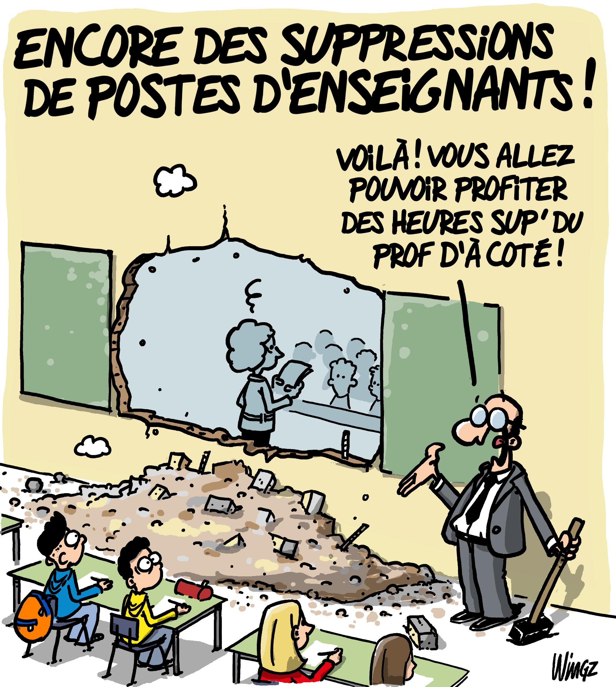 Postes à la rentrée 2020 dans l'académie de Normandie (2nd degré)