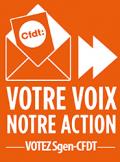 votre voix, notre action