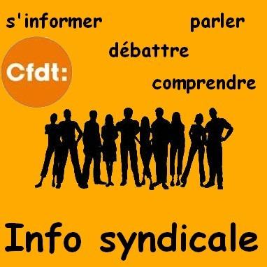 réunion d'information syndicale