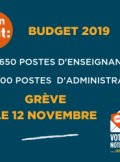 grève 12 novembre