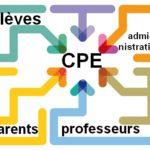 CPE parents élèves professeurs