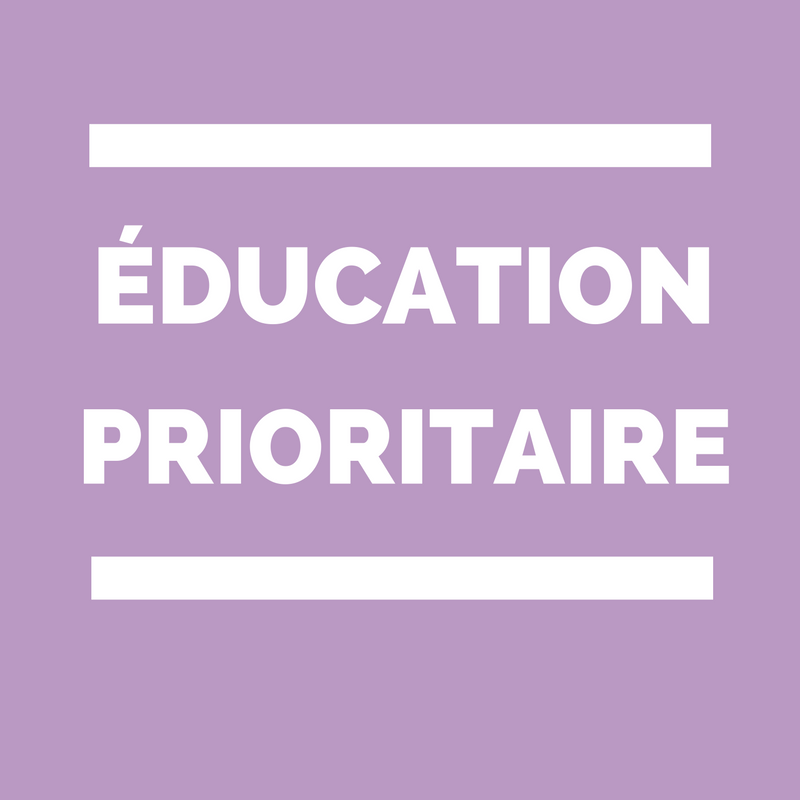 éducation prioritaire