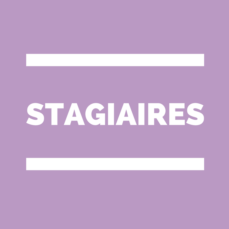 supports stagiaires