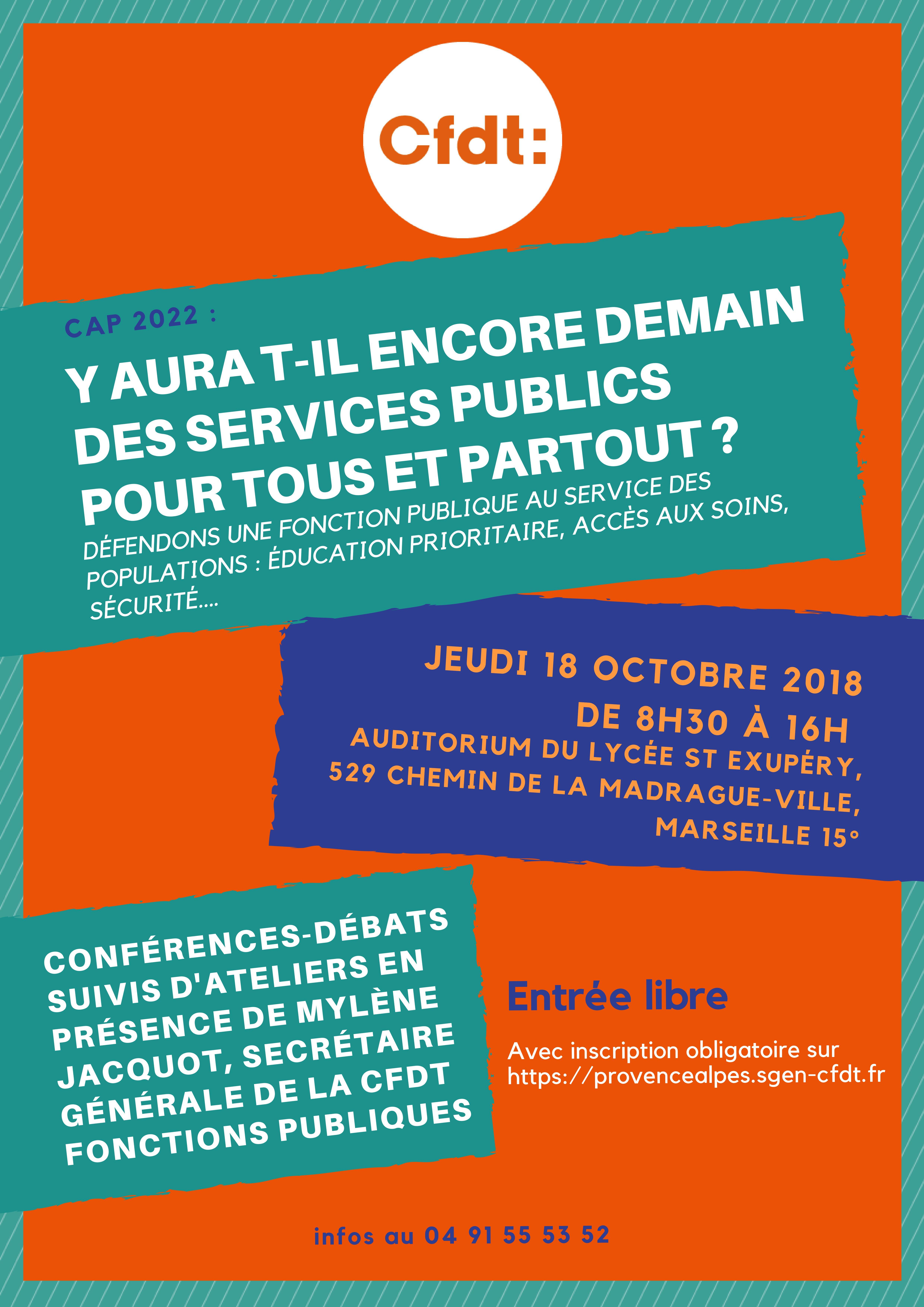 services publics 18 octobre