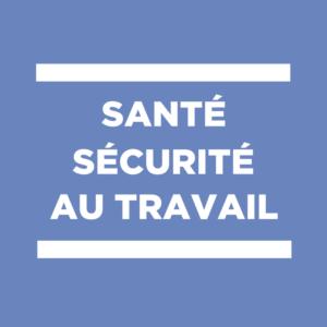 santé et sécurité au travail CHSCTA Dijon