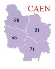 CAEN Bourgogne