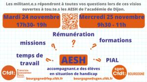 HMI AESH Visio