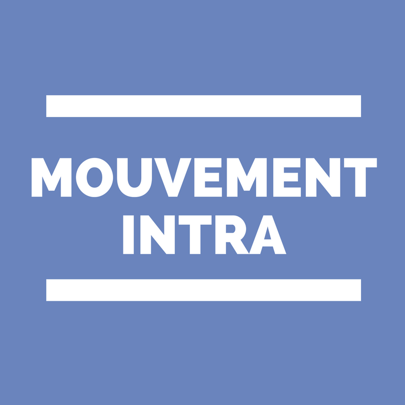 mouvement intra