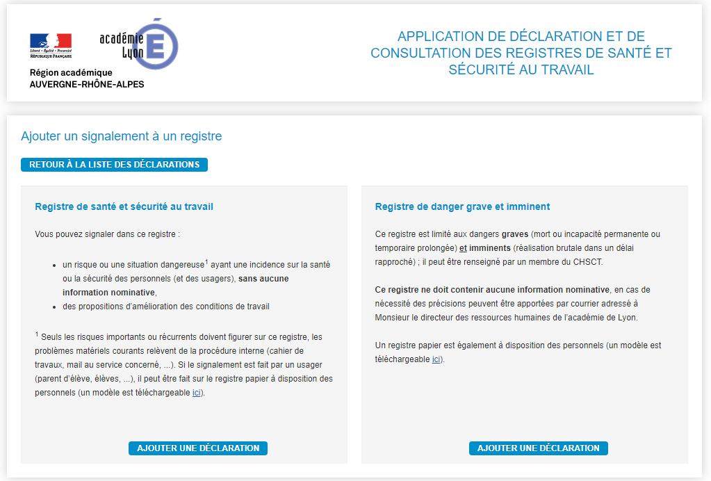 Sante Securite Et Conditions De Travail Sgen Cfdt Academie De Lyon