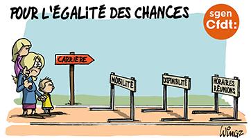 Egalité Des Chances
